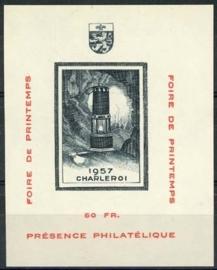 Belgie, obp E-74, xx