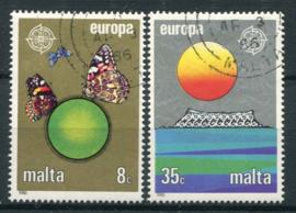 Malta, michel 746/47, o