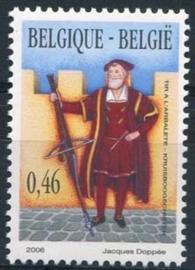 Belgie, obp 3496 , xx