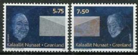 Groenland, michel 502/03, xx