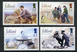 Falkland, michel 903/06, xx