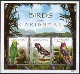 Grenada , michel kb 6093/95, xx