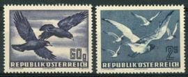 Oostenrijk, michel 955/56, xx