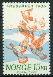 Noorwegen, michel 960, xx