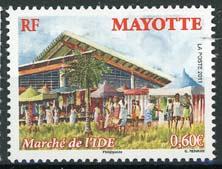 Mayotte, michel 258, xx