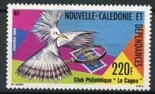 N.Caledonie, michel 763A, xx
