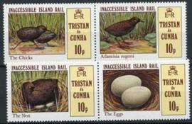 Tristan da Cunha, michel 311/14, xx