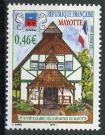 Mayotte, michel 129, xx