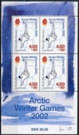 Groenland, michel blok 21, xx