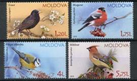 Moldavie, michel 923/26, xx