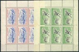 N.Zeeland, michel kb 371/72 Y, x