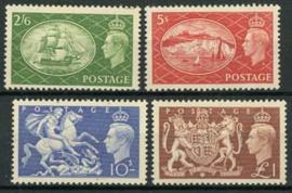 Engeland, michel 251/54, xx
