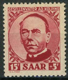 Saar , michel 289, xx