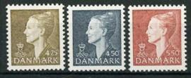 Denemarken, michel 1176/78, xx