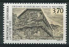 Andorra Fr., michel 481, xx