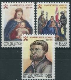 Vatikaan, michel 1104/06, xx