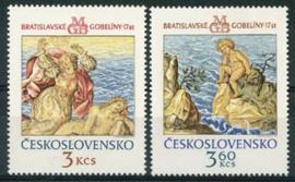 Tsjechoslowakije, michel 2319/20, xx