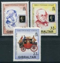 Gibraltar, michel 598/00, xx
