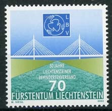 Liechtenstein, michel 1321, xx