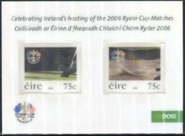 Ierland, michel blok 61, xx