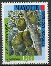 Mayotte, michel 138, xx