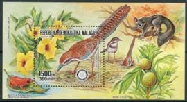 Madagaskar, michel blok 73 A, xx