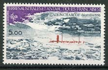 Antarctica Fr., michel 165, xx