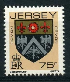Jersey, michel 408, xx