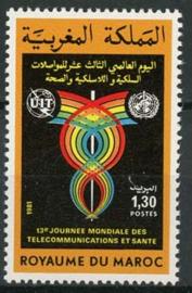 Marokko, michel 960, xx
