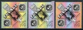 Tuvalu, michel 560/62, xx