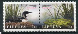 Litouwen, michel 883/84, xx