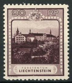 Liechtenstein, michel 104, x