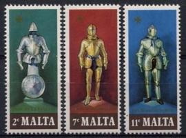 Malta, michel 542/44, xx