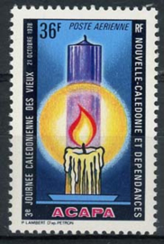 N.Caledonie, michel 617, xx