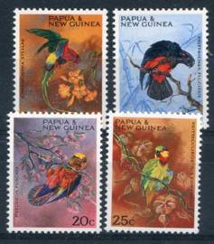 Papua N.Guinea, michel 123/26, xx