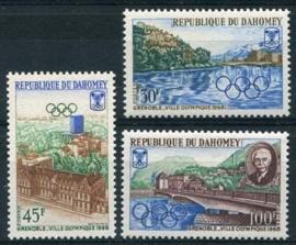 Dahomey, michel 325/27, xx