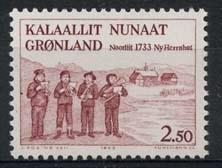 Groenland, michel 146 , xx