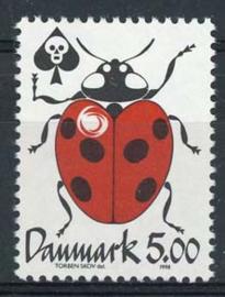 Denemarken, michel 1175, xx