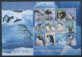Br.Antarctic Terr., michel kb 484/95, xx