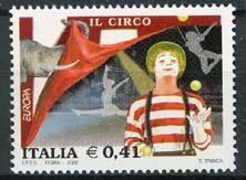 Italie, michel 2842, xx
