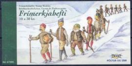 IJsland, michel MH met 838, xx
