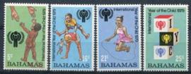 Bahamas, michel 436/39, xx