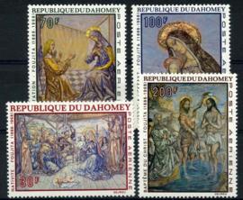 Dahomey, michel 364/67, xx