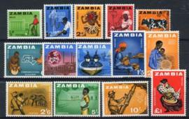Zambia, michel 1/14, xx