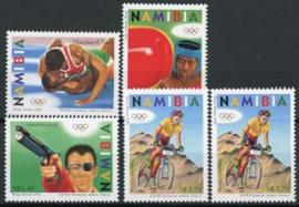 Namibie, michel 1139/42 + II , xx
