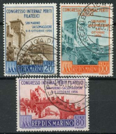 S.Marino, michel 558/60, o