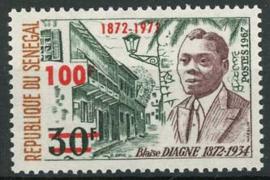 Senegal, michel 510, xx