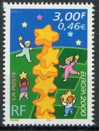 Frankrijk, michel 3468, xx