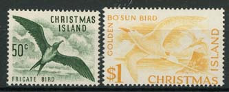 Christmas isl., michel 19/20, xx