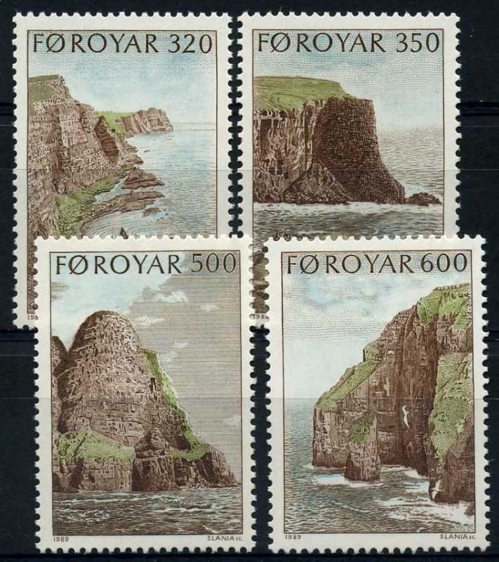 Faroer, michel 190/93, xx